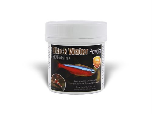SaltyShrimp - Black Water Powder SE/Fulvin+ (50 g)