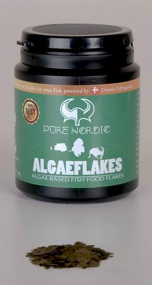 Pure Nordic  ALGAEFLAKES 250 ml