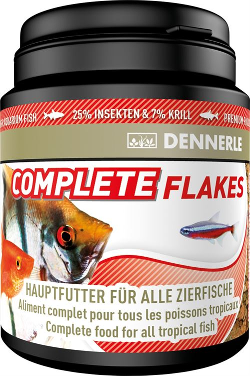 Dennerle Complete Flakes 200 ml