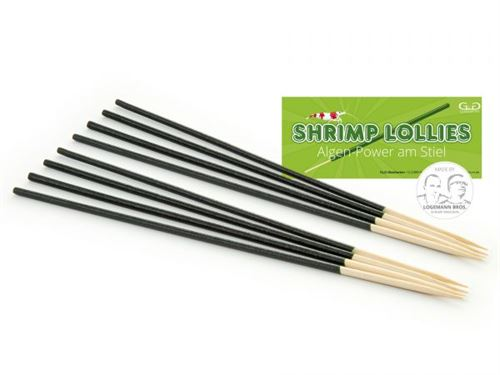 Shrimp Lollies Algen-Power (8 stk)