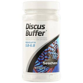 Seachem Discus Buffer, 250 ml