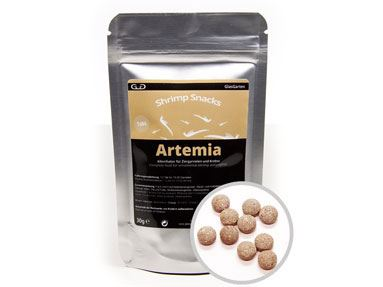 GlasGarten Shrimp Snacks Artemia (30g)